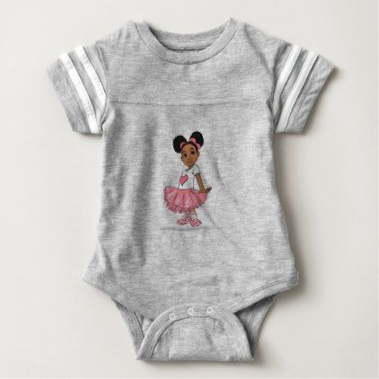 African american girl cartoon baby bodysuit baby gifts giftidea african american girl cartoon baby bodysuit baby gifts giftidea diy unique cute negle Choice Image