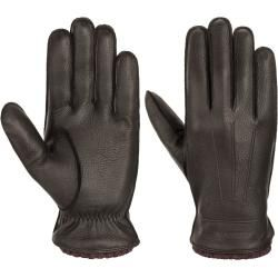 Photo of Stetson Deer Cashmere Leather Gloves Finger Gloves Gloves Men's Gloves StetsonStetson