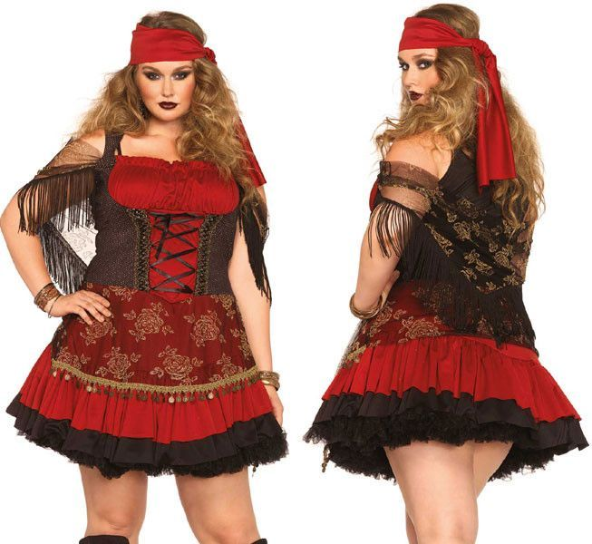 d70b562e3b Women s Costume Mystic Vixen Gypsy Fortune Teller Sexy Costume ...