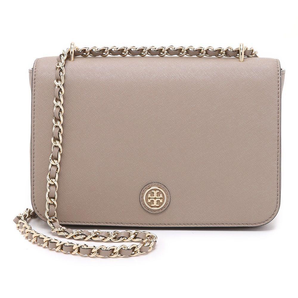 3f4c3e53ee46 Tory Burch Robinson French Convertible Shoulder Handbag