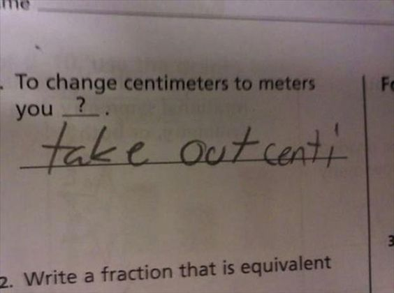 New Funny Test Answers  Funny Kids Test Answers 4