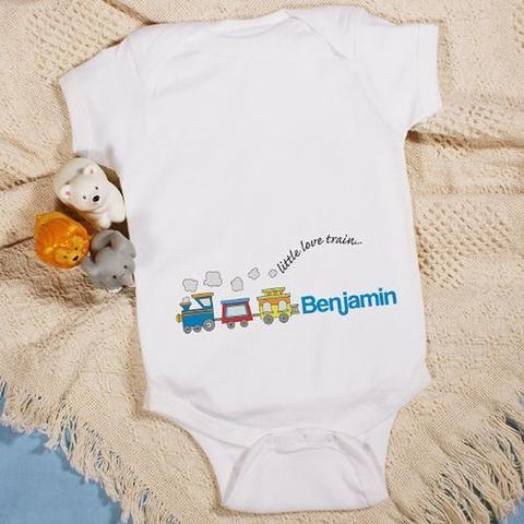 Personalized choo choo baby train design onesie personalized personalized choo choo baby train design onesie negle Gallery