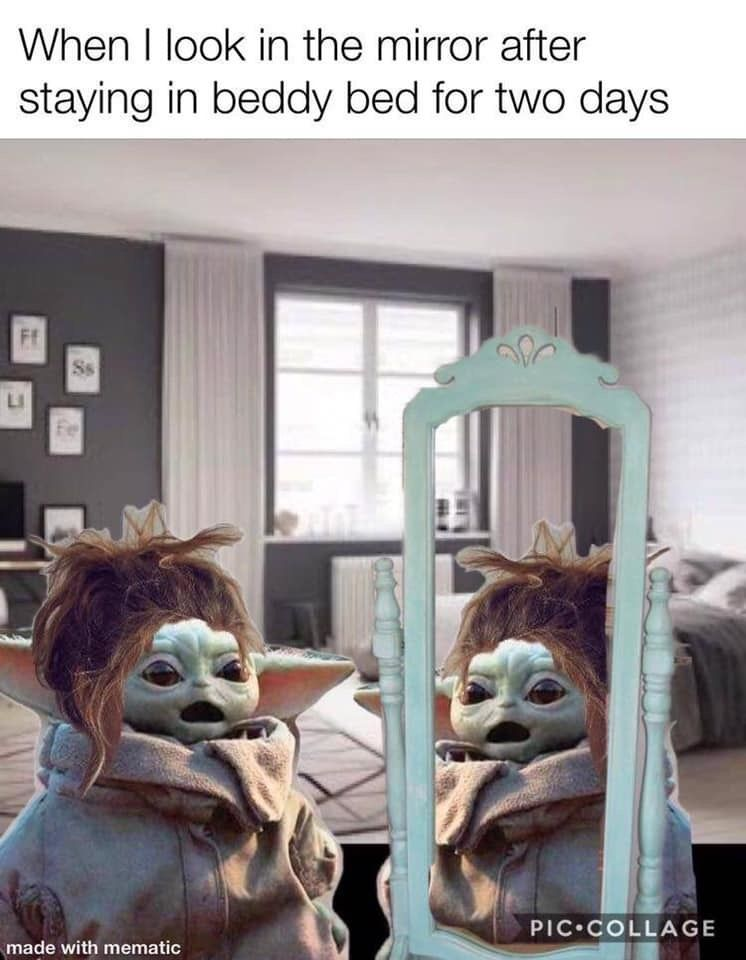 Baby Yoda In 2020 Yoda Funny Yoda Meme Star Wars Yoda