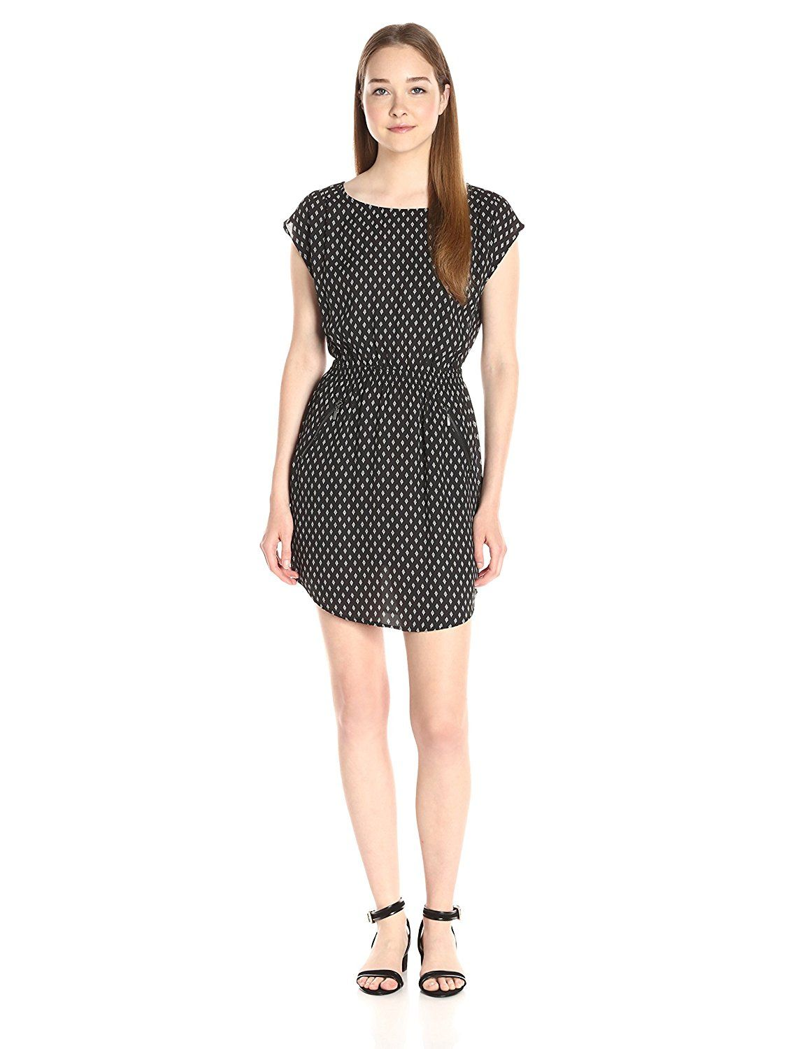 New look womenus grant tile grwn on sleeve dress see this awesome
