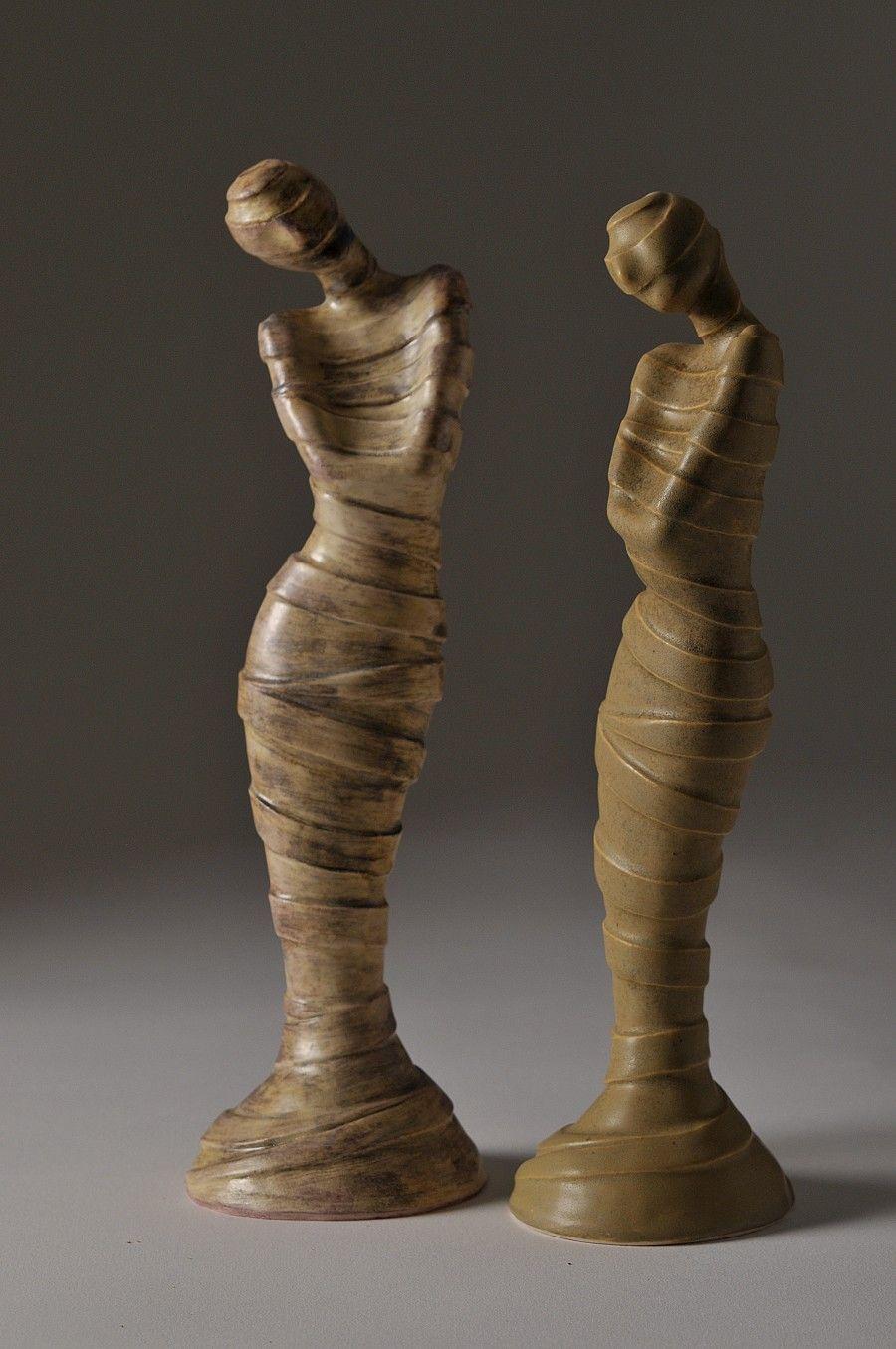 Ferri farahmandi ceramics gallery sculptures