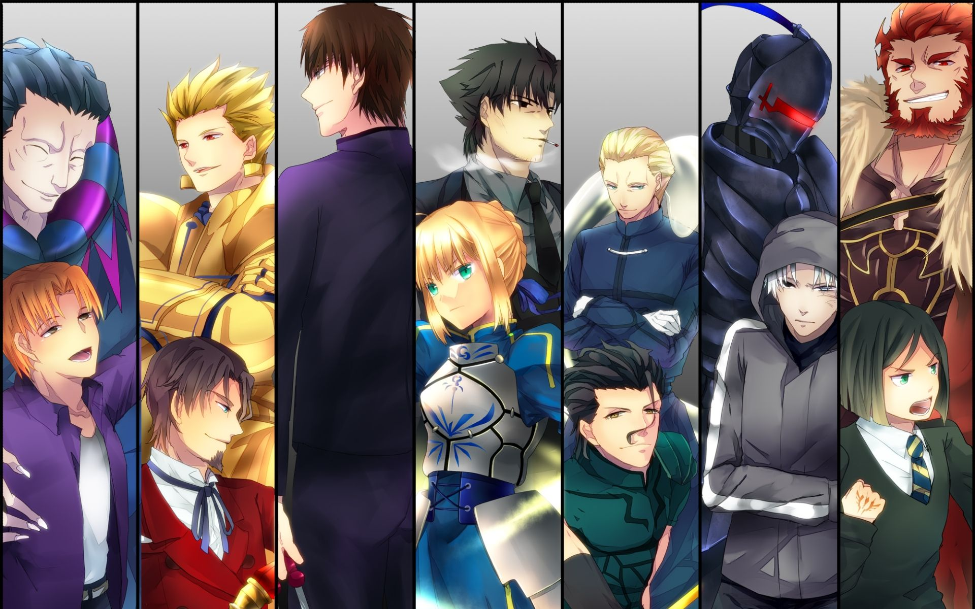Fate Zero Anime Wallpaper