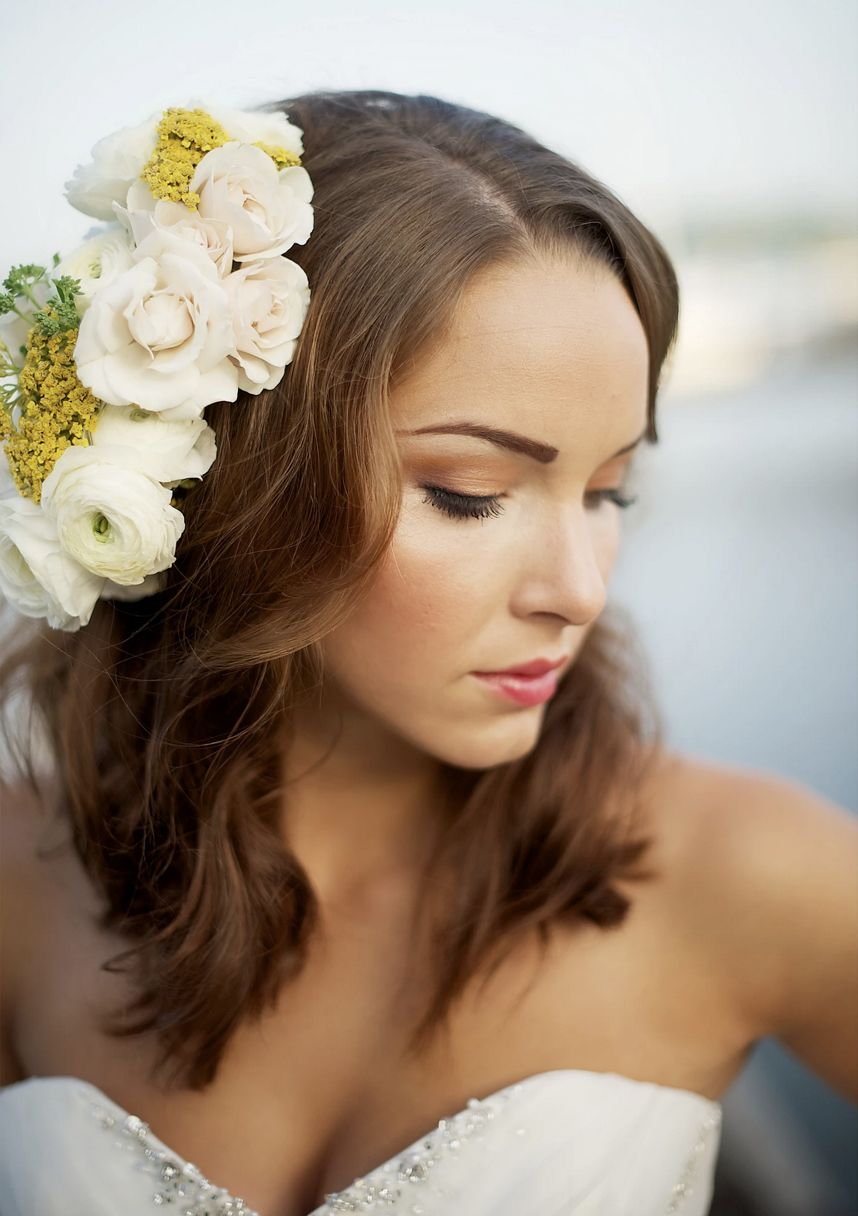 bridal hair & makeup inspiration: natural palette | hair & makeup