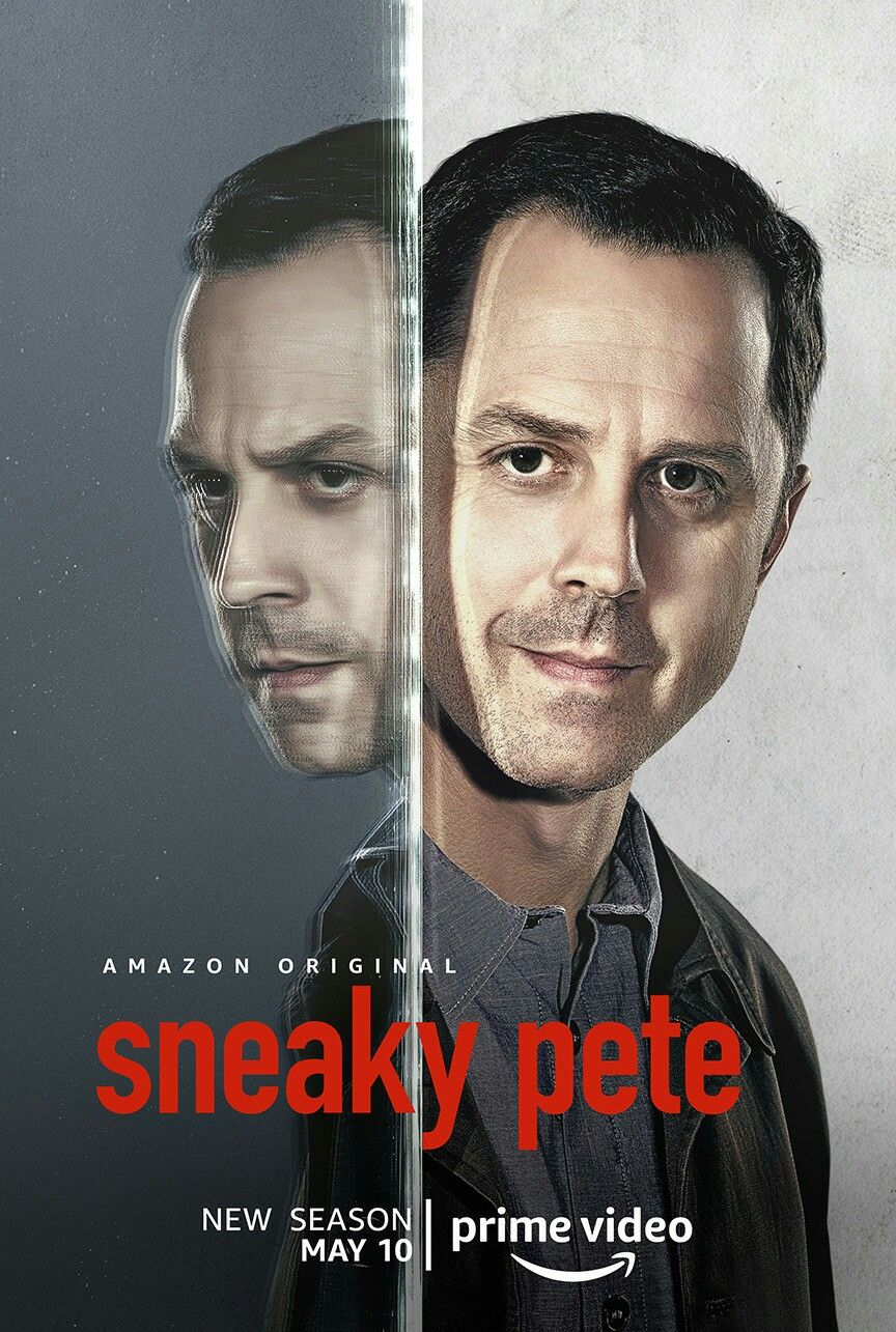 The poster for the new season of Amazon Prime's SNEAKY