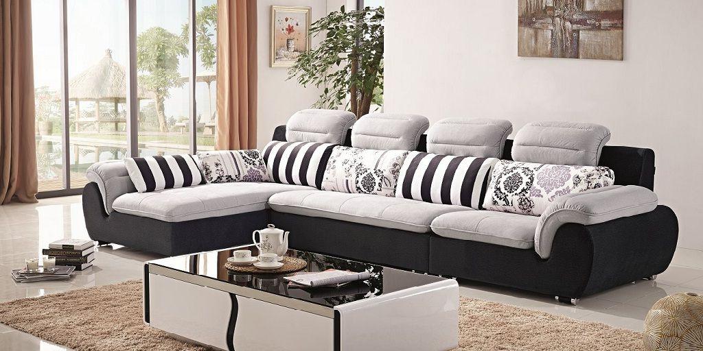 L Shape Fabric Sofa Set Wayfair Living Room Sets Colorful Sofa
