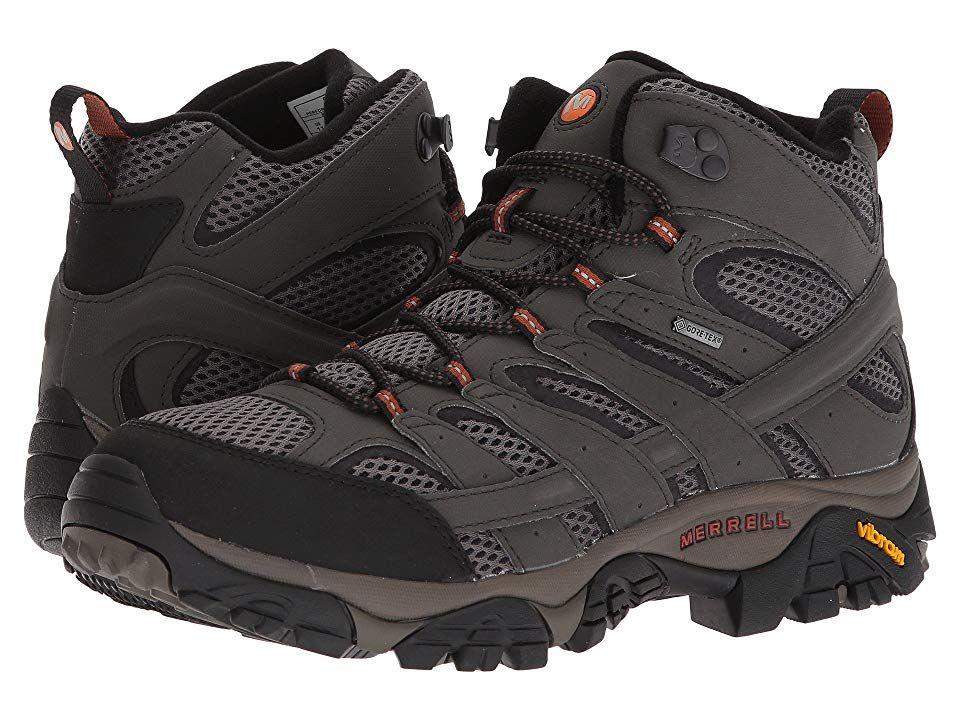 grande remise pour prix modéré acheter maintenant Merrell Moab 2 Mid GTX (Beluga) Men's Shoes. Gear up for a ...