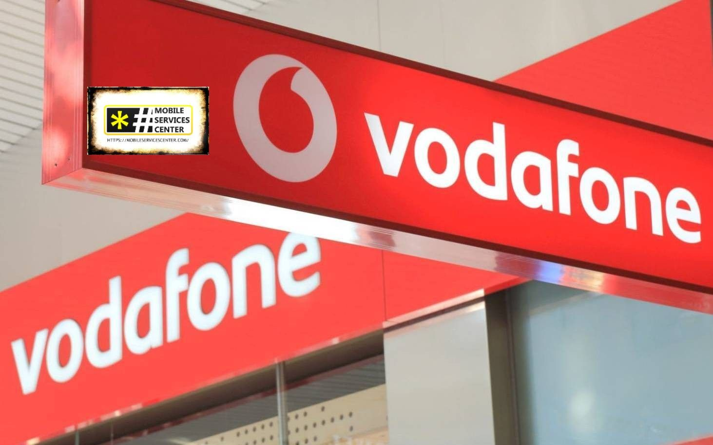 كيفية الغاء باقة فودافون Vodafone Logo Company Logo Mix Photo