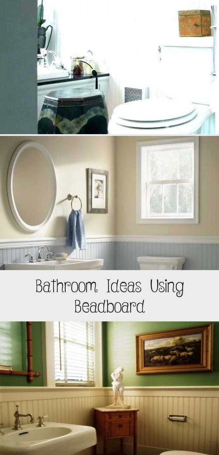 Beadboard Bathroom Ideas For