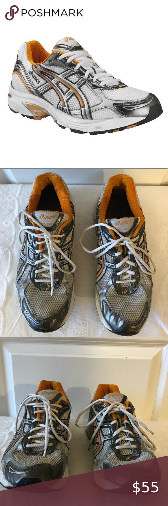 Asics Gel Kahana Orange Running Shoes | Running shoes, Shoes, Asics