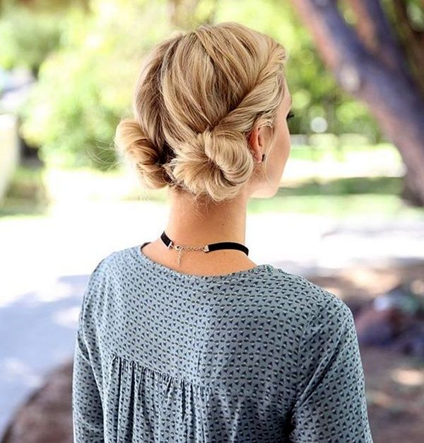 40 Super Quick Hairstyles For Busy Ladies | Quick hairstyles, Hair ...
