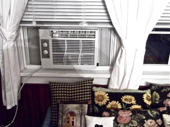 GE 5,000 BTU 115-Volt Room Air Conditioner Only AEL05LV at The Home