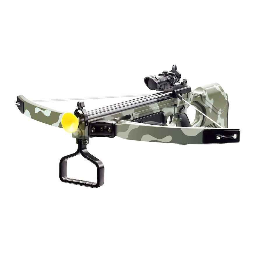 World Tech Toys Real Action Crossbow Set #techtoys