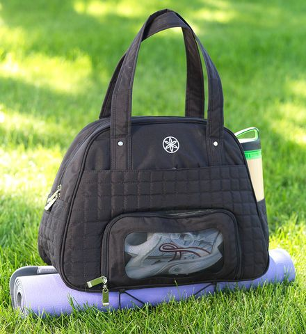 Adorable Gym Bag Everything Fits 1 From Gaiam Materials Are Made Of 100 Recycled Polyester With Mesh
