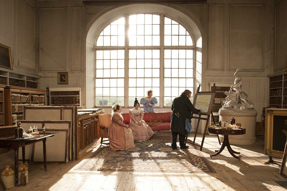 The real Turner prize: Britain's largest stately home