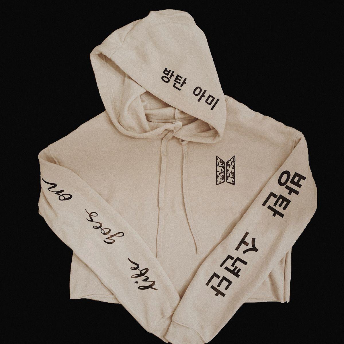 BTS shirt BTS inspired BE album Life Goes On women cotton crop top K-Pop shirt bts Merch
