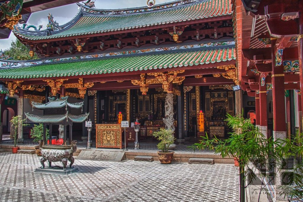 Thian Hock Keng Temple © Dr. Norbert Heidenbluth