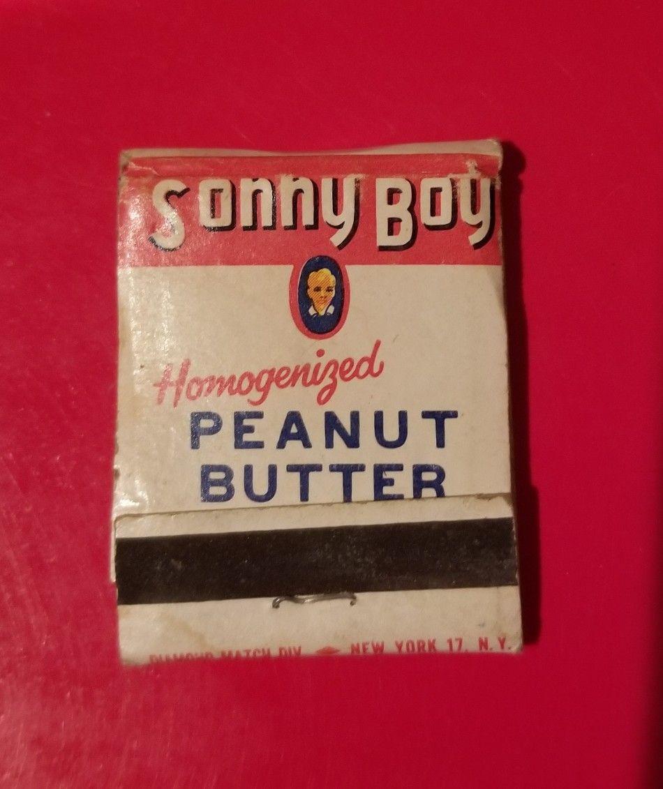 Sonny/'s Matchbook