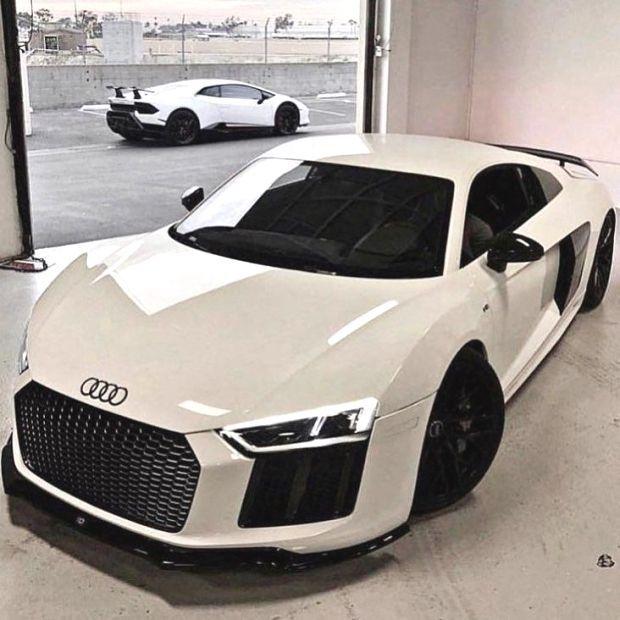#Audi #edition #white #White #edition Audi R8 White
