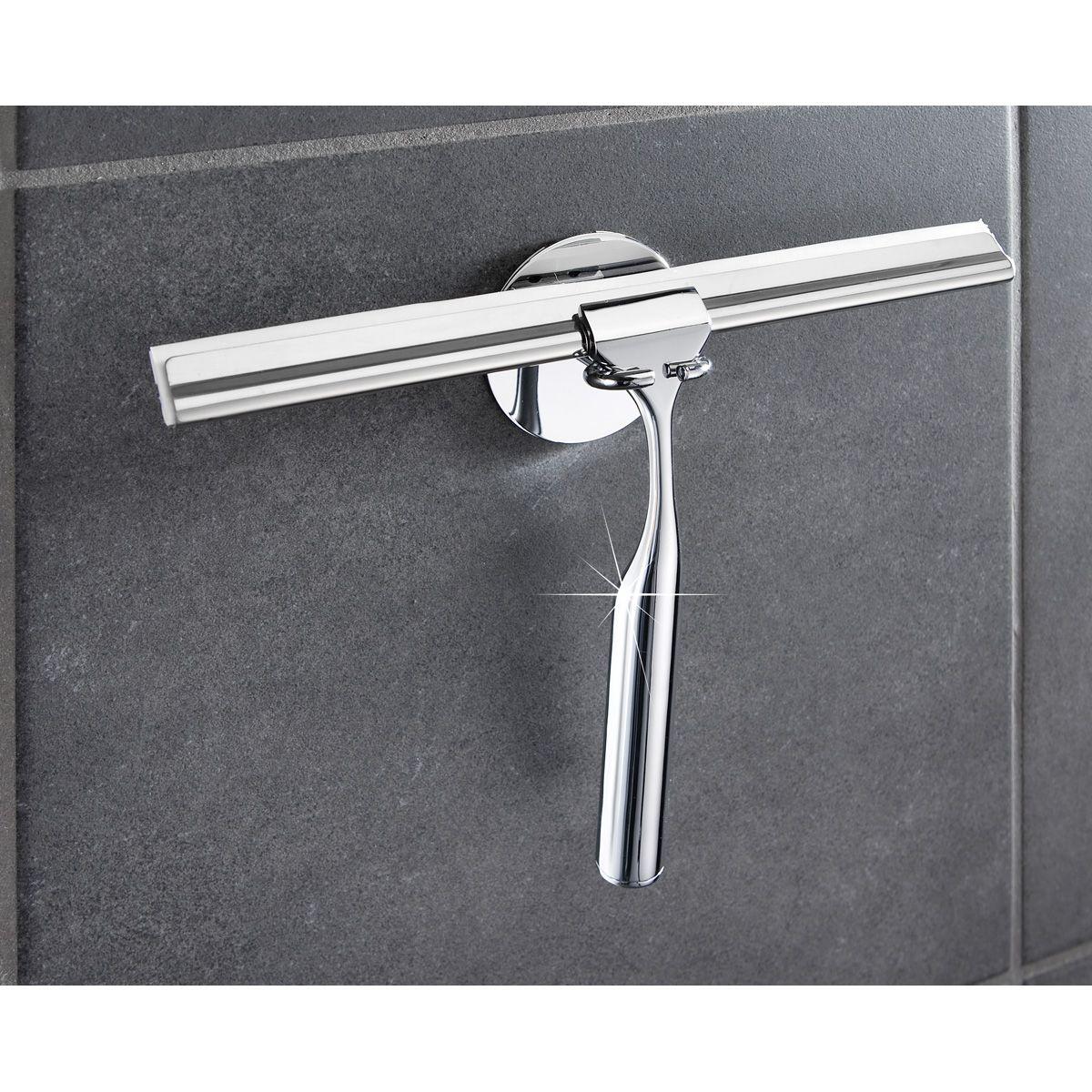 Raclette de Douche Inox TurboFIX  Accessoires salle de bain