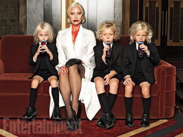 Lady Gaga On Lady Gaga American Horror Story American Horror