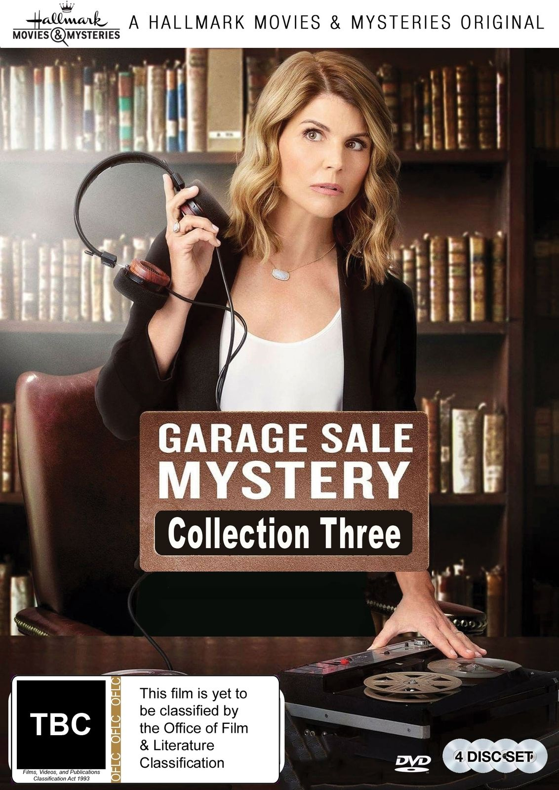 Garage Sale Mystery Collection Three Dvd Garage Sale Mystery Garage Sale Mystery Movies Hallmark Movies
