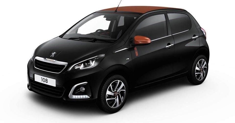 New Peugeot 108 Versions Join 2017 Uk Lineup From 12 180