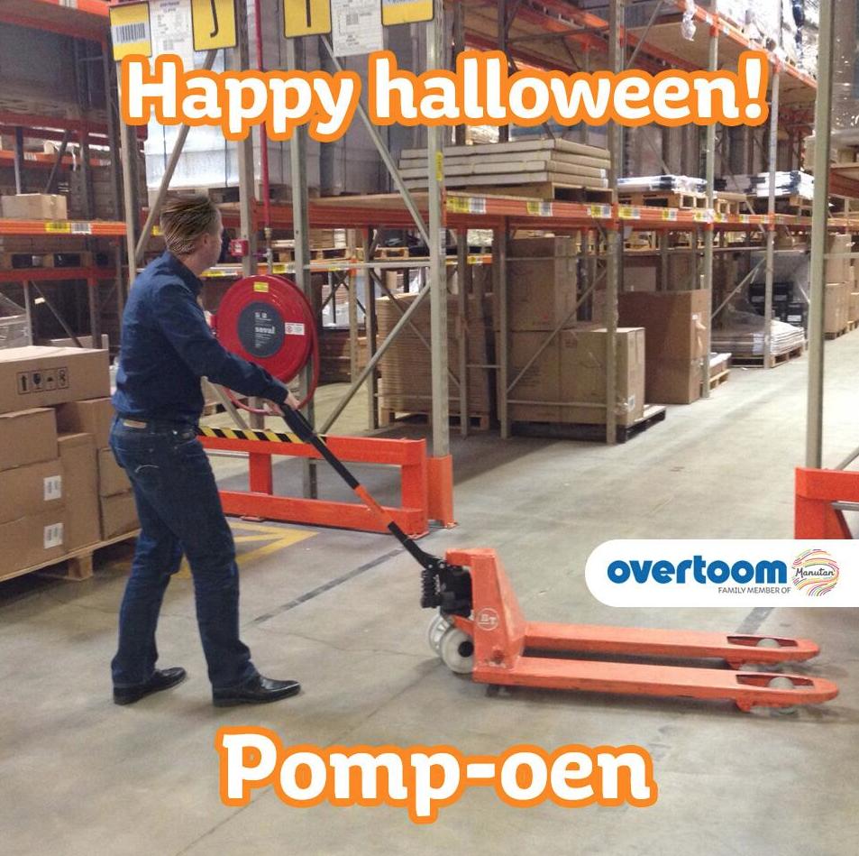Halloween - Overtoom