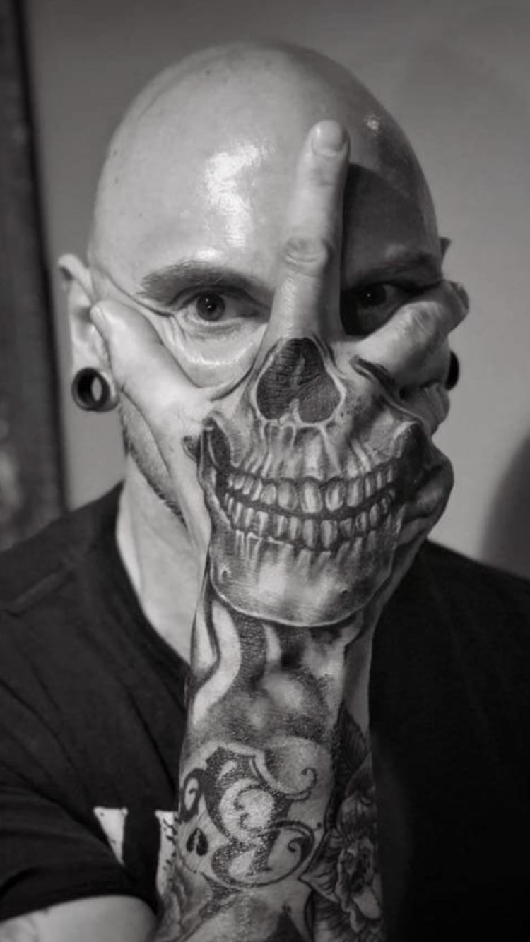 Pin De Jose Rivera En Tatuajes Tatuajes Calaveras Y Cráneos Y