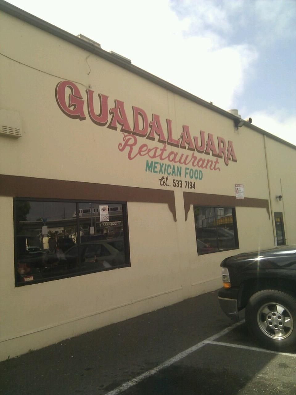 Wonderful Mexican food in the Fruitvale District of Oakland, CA ...