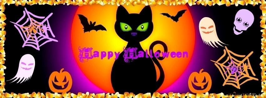 check out kawaiicoverscom for thousands of free facebook timeline covers facebook covers pinterest timeline covers facebook timeline and timeline - Halloween Facebook Banners
