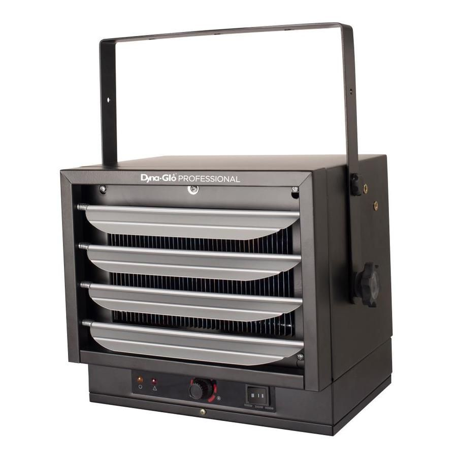 Dyna Glo 5000 Watt Electric Garage Heater With Thermostat At Lowes