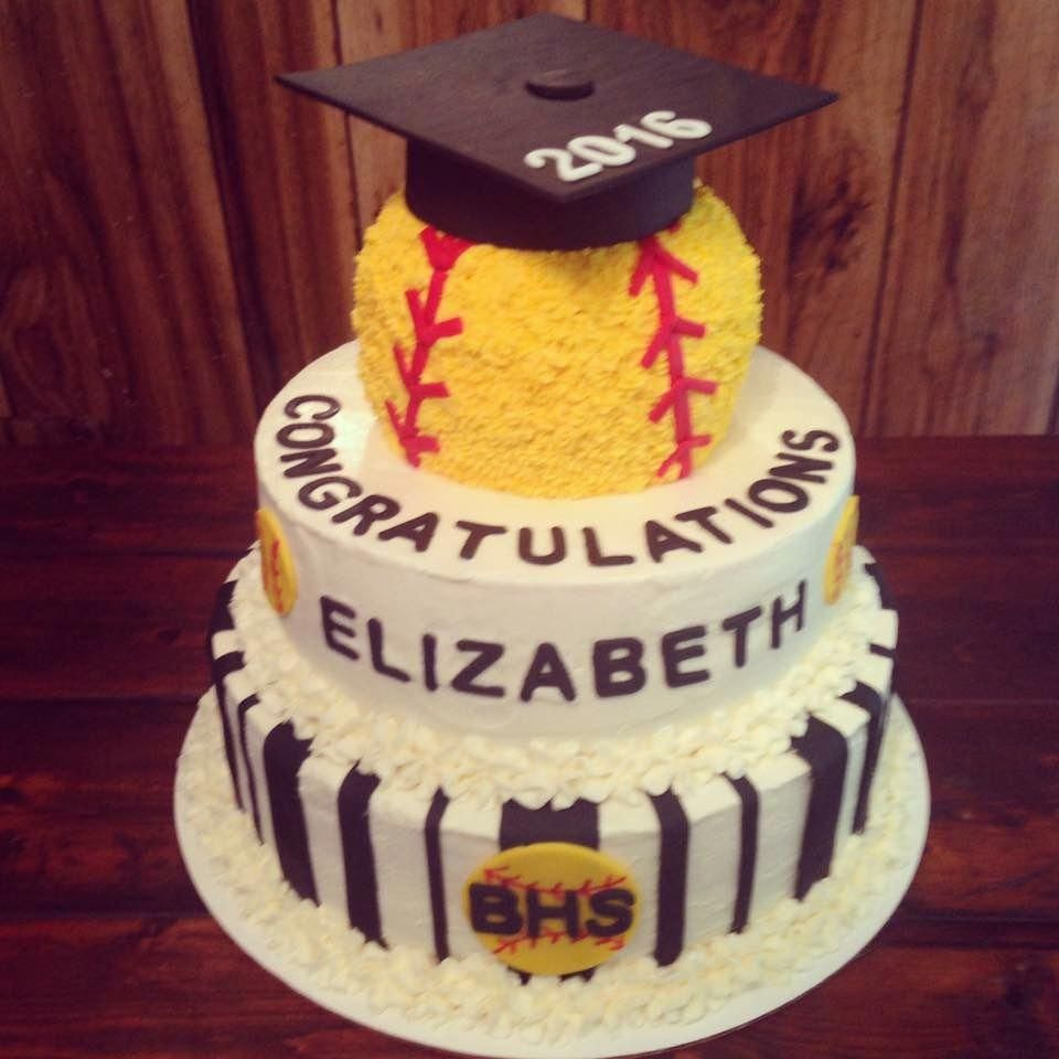 Baseball Training Near Me #TBaseballHat (With images) College graduation cakes, High school