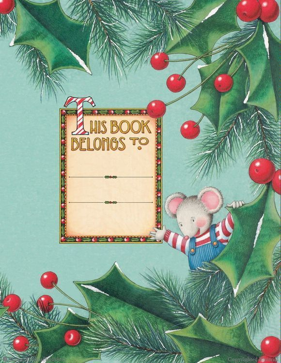 Browse Inside Mary Engelbreit's A Merry Little Christmas: Celebrate from A to Z by Mary Engelbreit, Illustrated by Mary Engelbreit