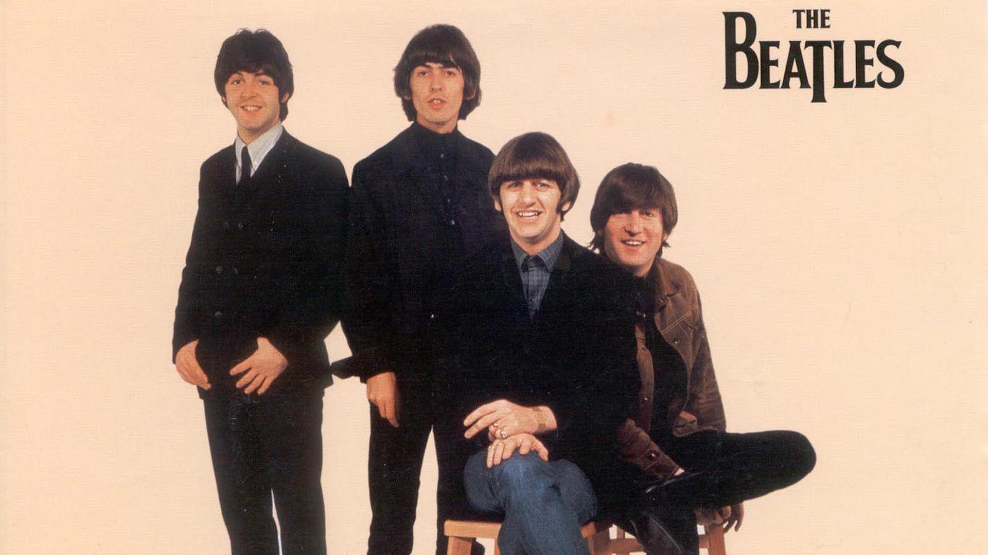 Peachy Beatles Beatles wallpaper, Beatles wallpaper