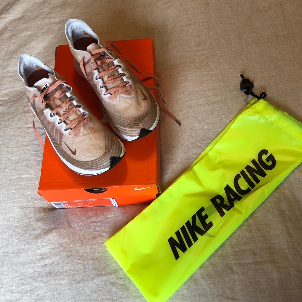 Nike Zoom Fly SP Dusty Peach NWT | Nike