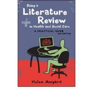 dissertation literature review stepbystep