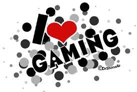 I am a Gamer and I love gaming!