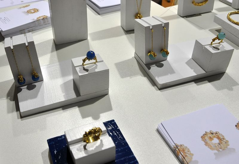 Jewellery by Filipa Oliveira. British jewellers showcased work at Inhorgenta this weekend, including a number that were supported by the UKTI...
