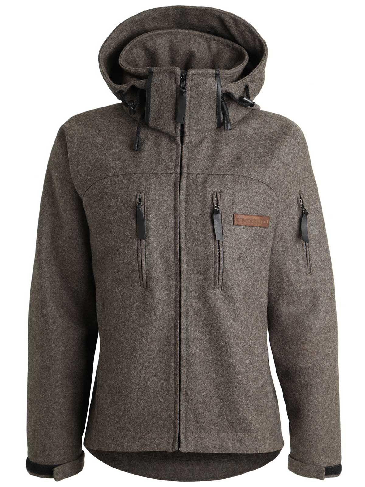 227ee865be hedlund Grenland Pro Loden Outdoorjacke | hedlund Outdoorbekleidung ...