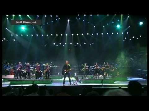 Neil Diamond Crunchy Granola Suite Live 2008 Hq 0815007 Neil Diamond Diamond Videos Diamond Girl