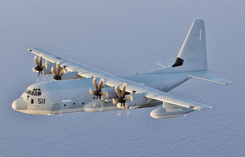 KC-130J Special-Purpose Marine Air-Ground Task Force Crisis ...