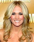 Carrie Underwood's makeup from the 2010 CMA's using Too Faced
