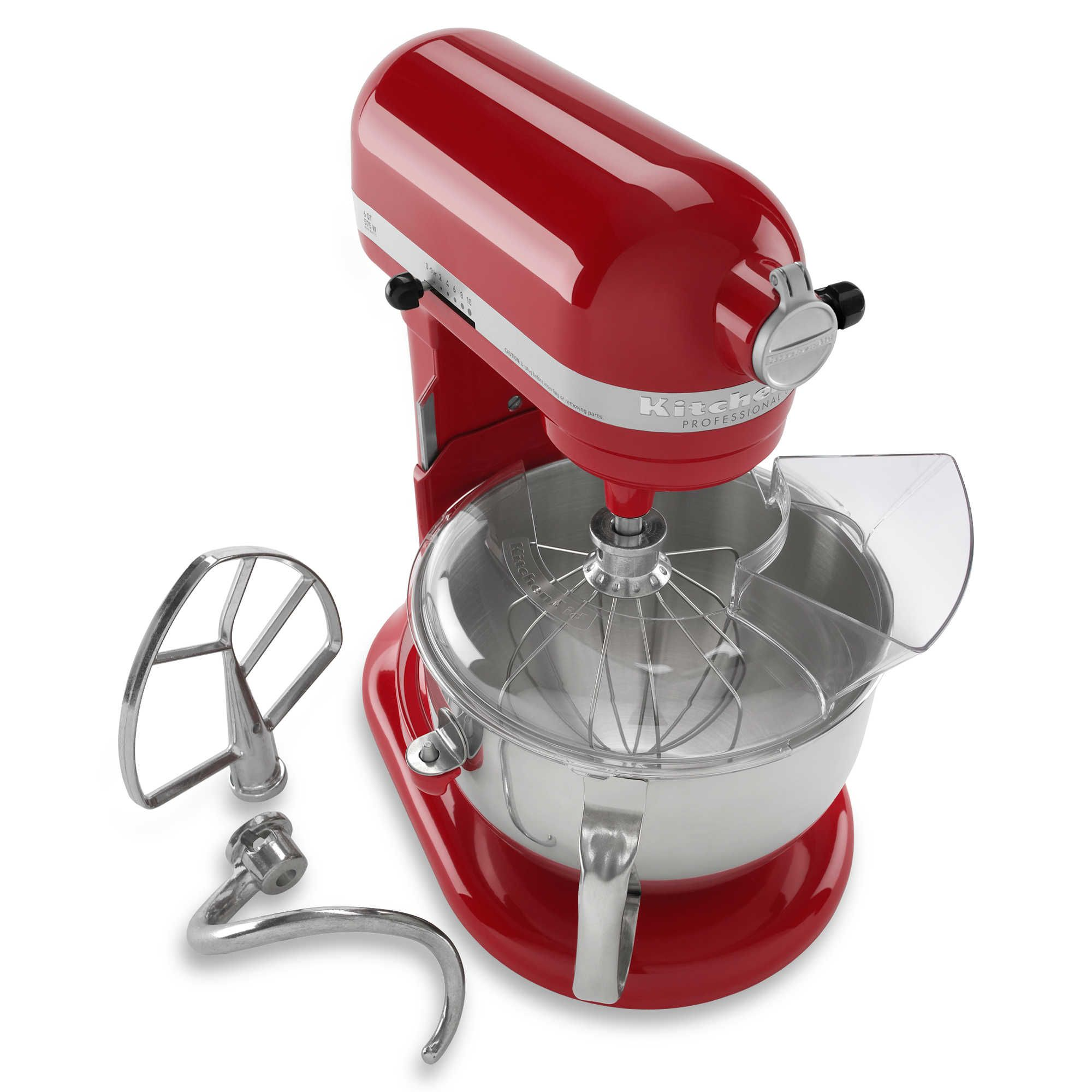 Kitchenaid professional 600 in empire red bed bath and