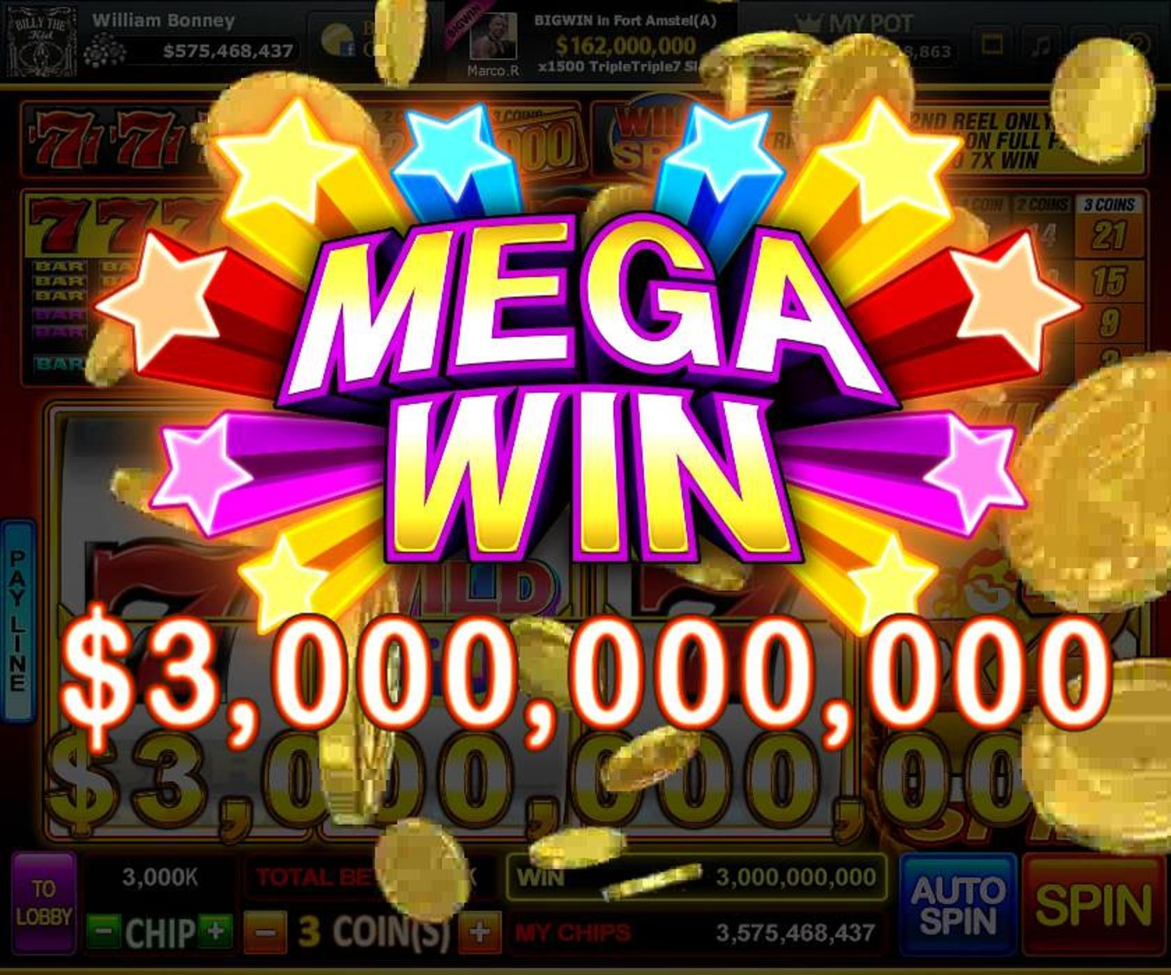 Mega Slot Win