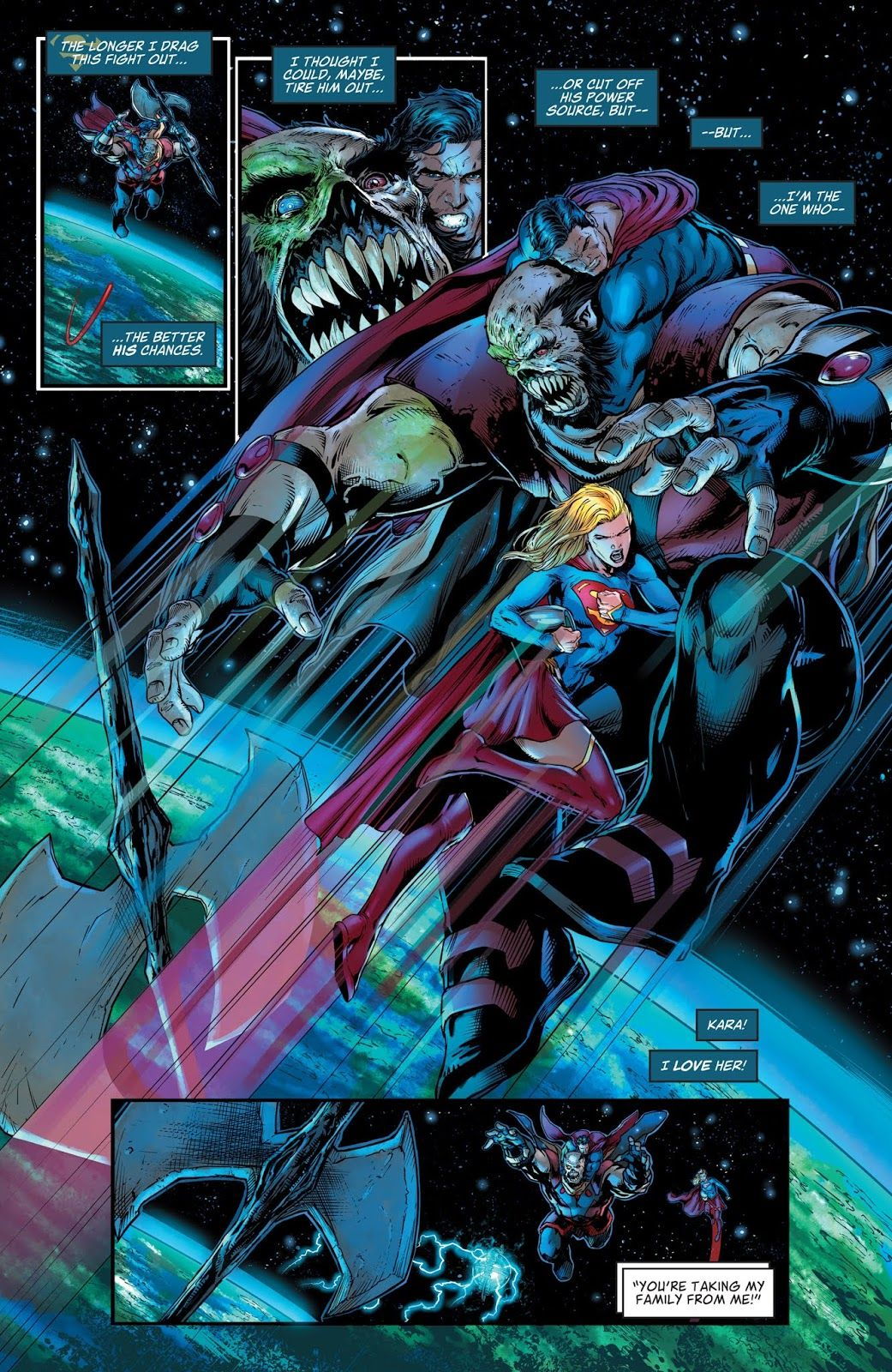 The Man Of Steel 2018 Issue 6 Read The Man Of Steel 2018 Issue 6 Comic Online In High Quality Man Of Steel Comic Books Art Superboy Prime