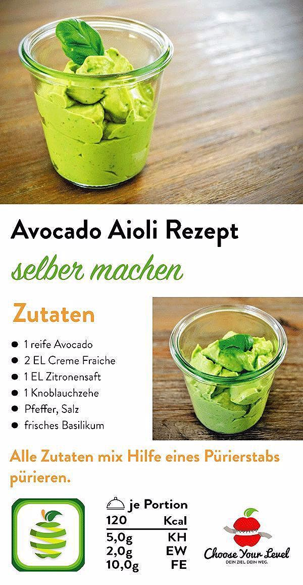 Photo of Avocado Aufstrich – Choose Your Level™